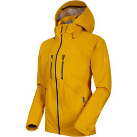 Mammut Stoney HS Jas Heren, golden